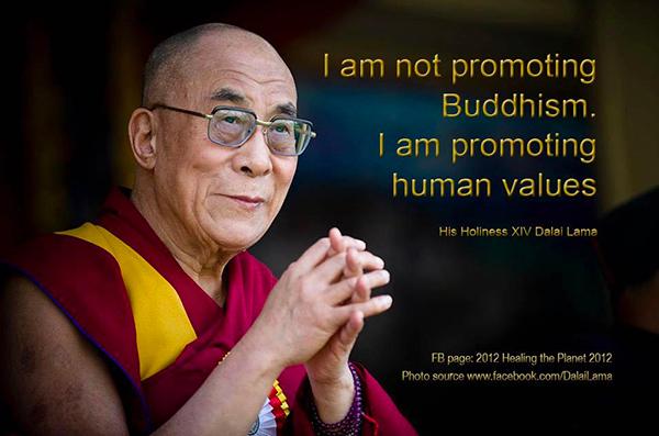 Dalai lama citation-web
