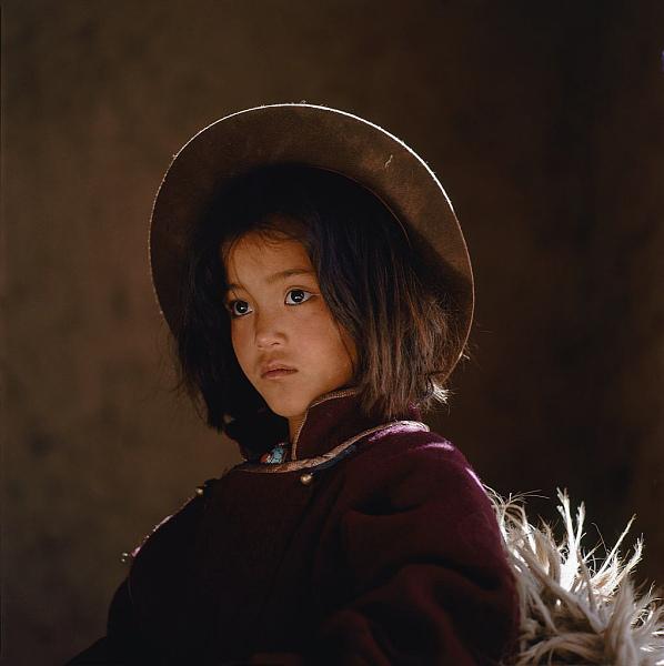 portrait pema enfant